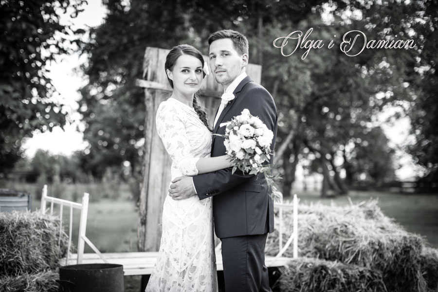 fotografia na wesele Rekowo