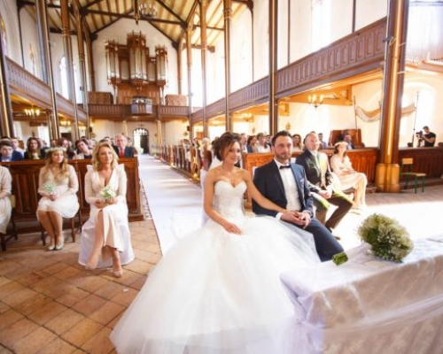 ślub w Kościele Bobolice