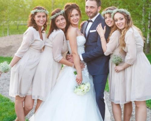 Sesja ślubna Bobolice